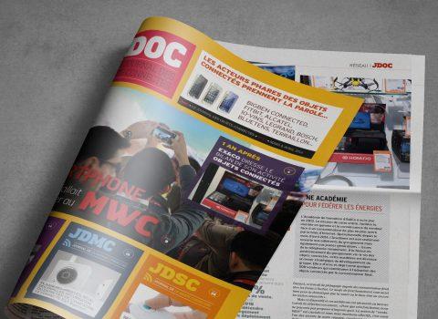 JDOC, le journal des objets connectés