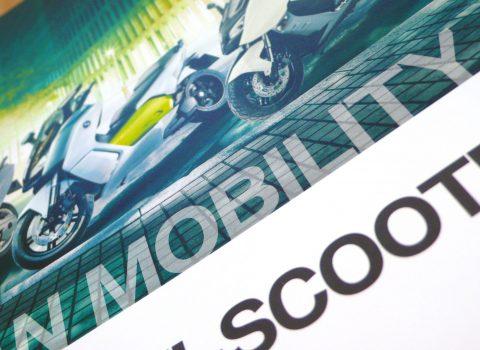 Catalogue BMW Motorrad Maxi-Scooters 2014