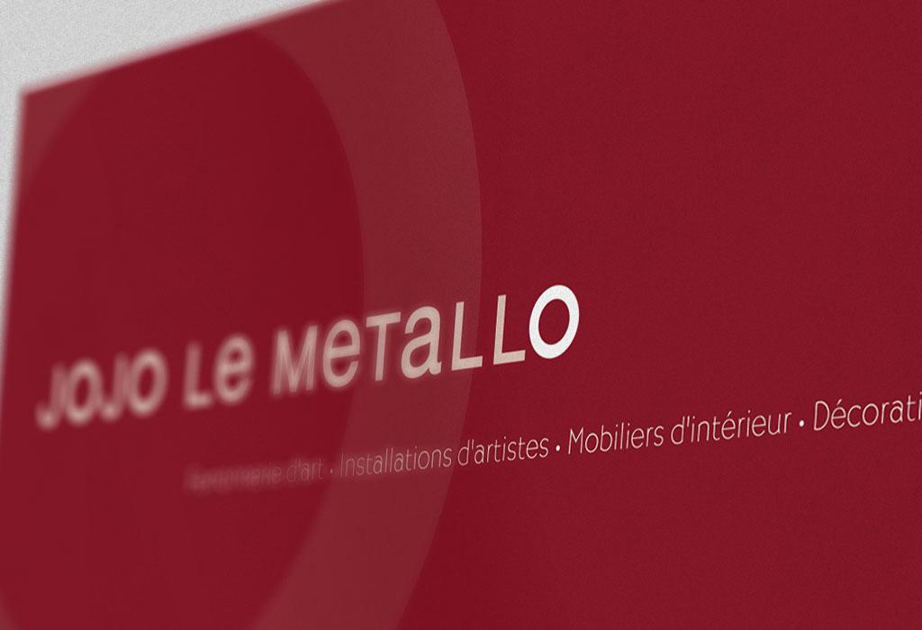 Jojo Métallo logo