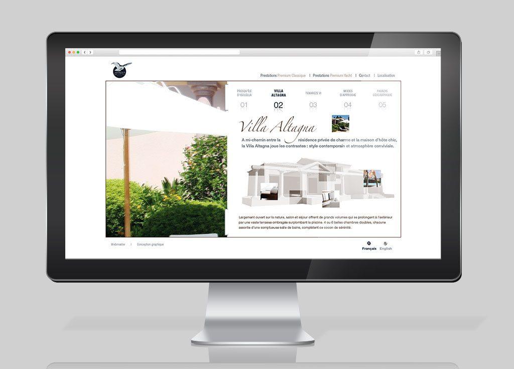 Site Web Altagna
