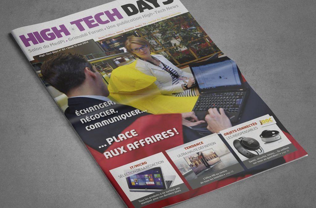 Couverture High-Tech Days