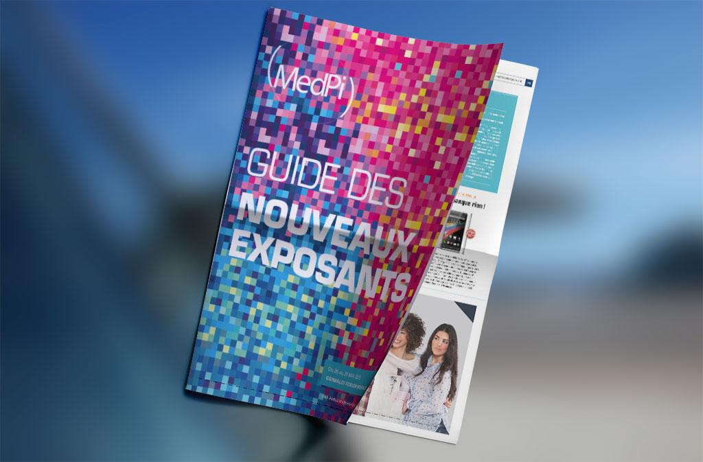 Catalogue Nouveaux Exposants MedPi couverture